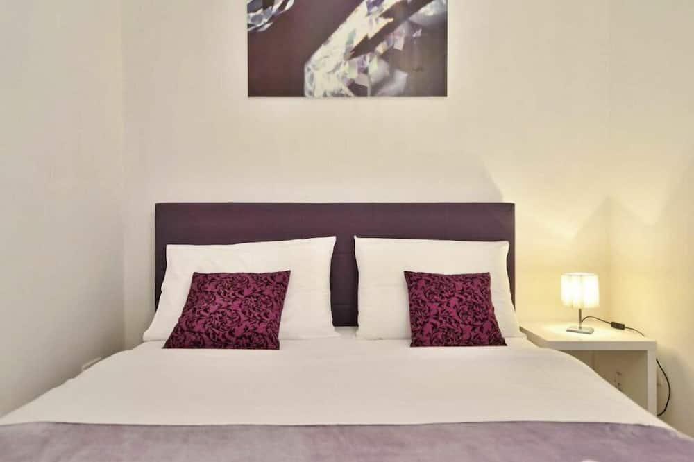 New York One Bedroom Apartment - Bilik Rehat