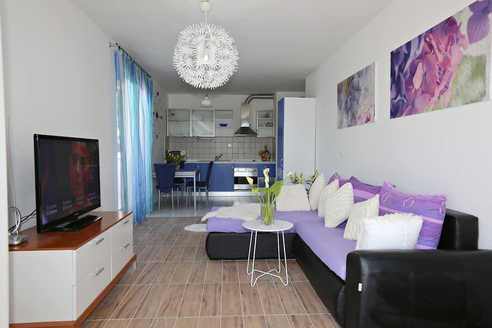 Apartment, 2 Bedrooms, Balcony, Sea View - Bilik Rehat