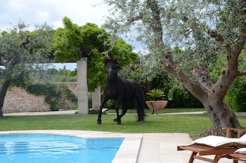 Enter your dates to get the best Alberobello hotel deal