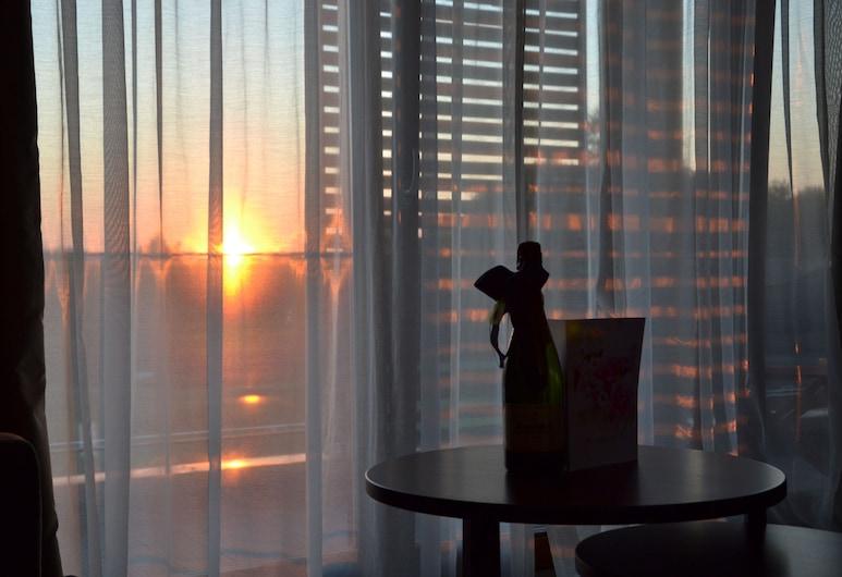 Angels - das Hotel am Golfpark, Sankt Wendel, Habitación doble Confort, Servicio de comidas en la habitación