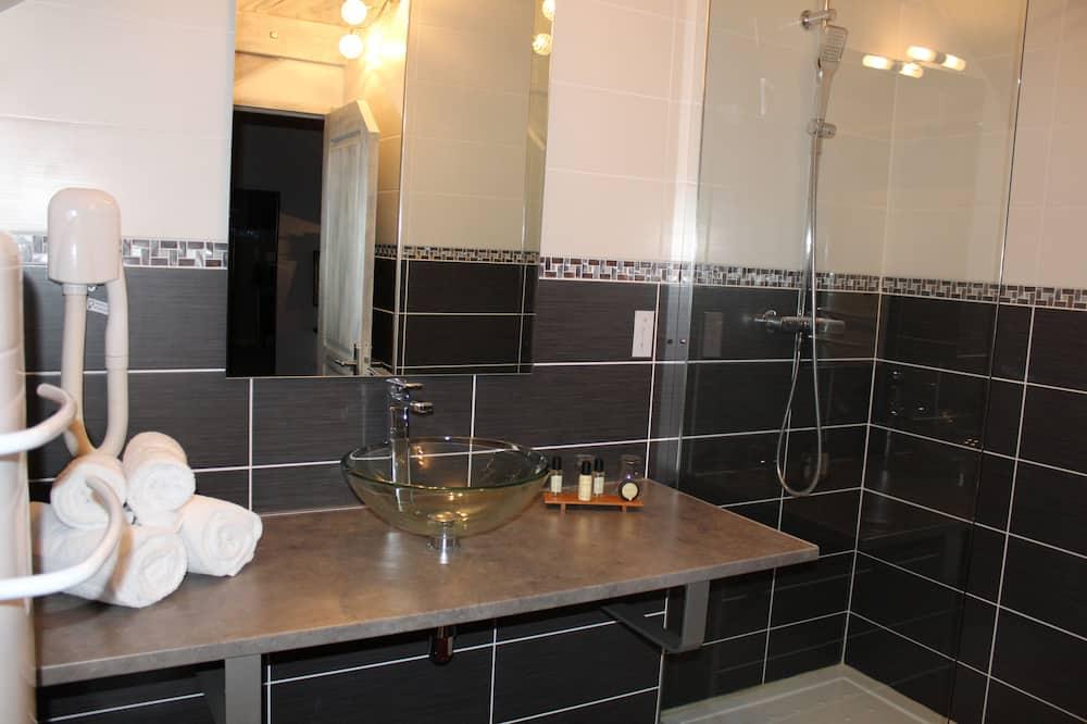 Двомісний номер (Luxe) - Ванна кімната