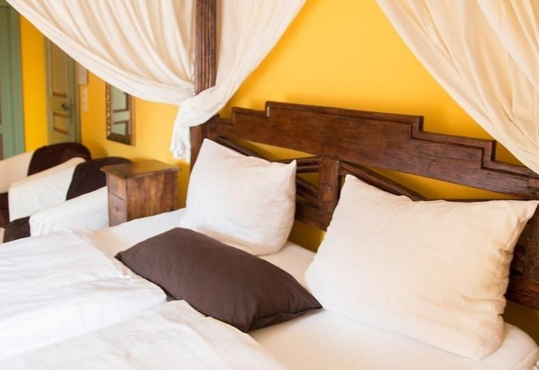 Landpartie - die Brasserie, Санкт-Вендель, Двухместный номер «Комфорт» с 1 двуспальной кроватью, для некурящих, Номер