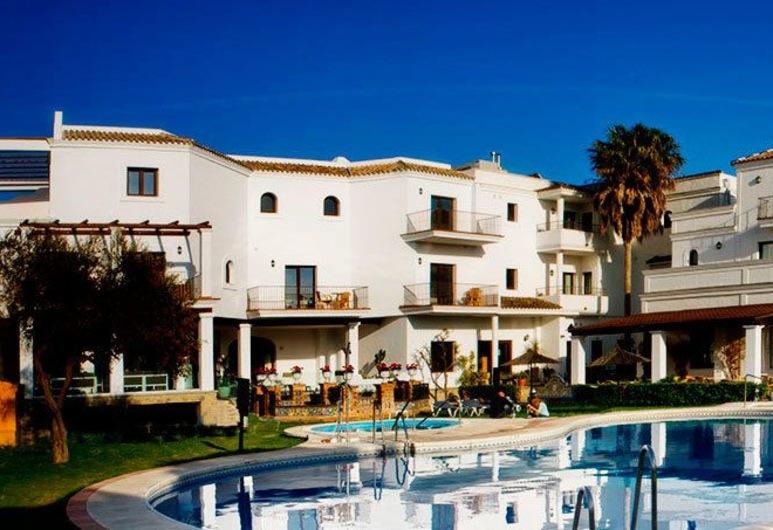 Hostal Doña Lola Marina, Barbate, Açık Yüzme Havuzu