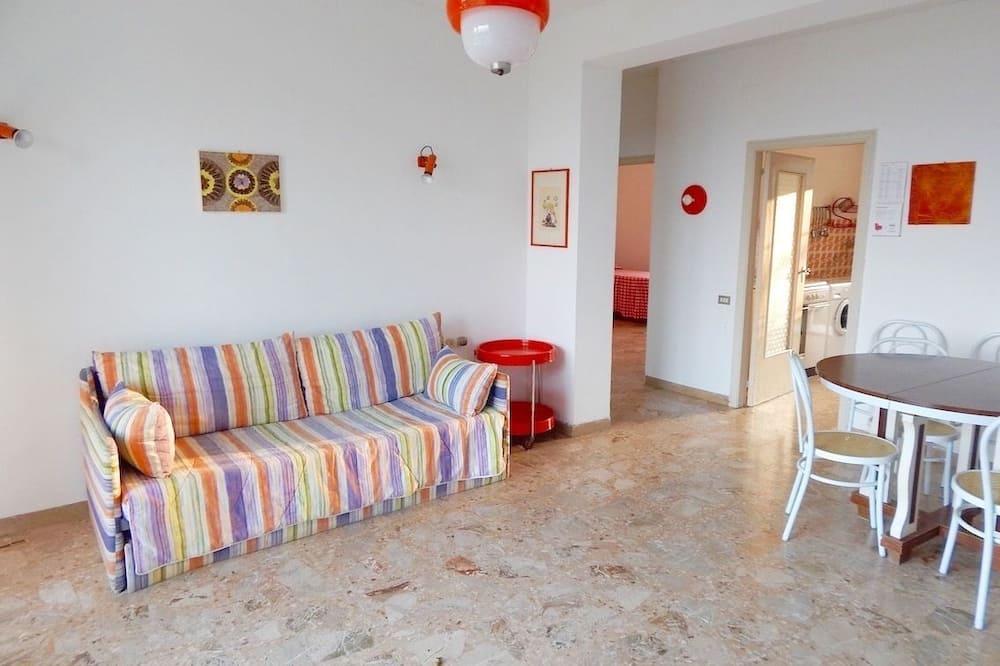 Departamento clásico, 2 habitaciones - Sala de estar