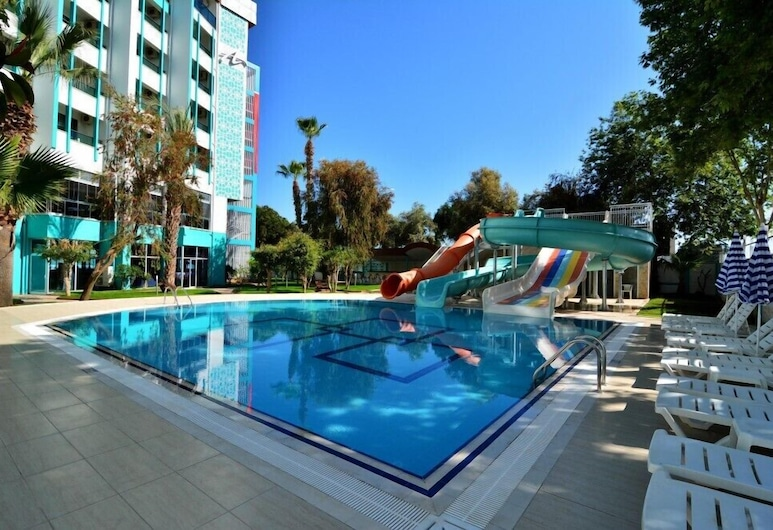 Ananas Hotel - All Inclusive, Alanya, Piscina all'aperto