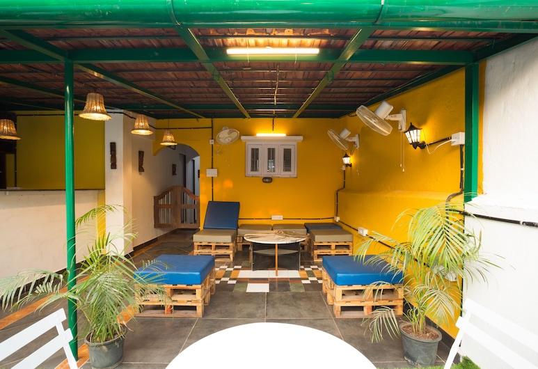 Hostel Mantra, Bombay, Teras/Veranda