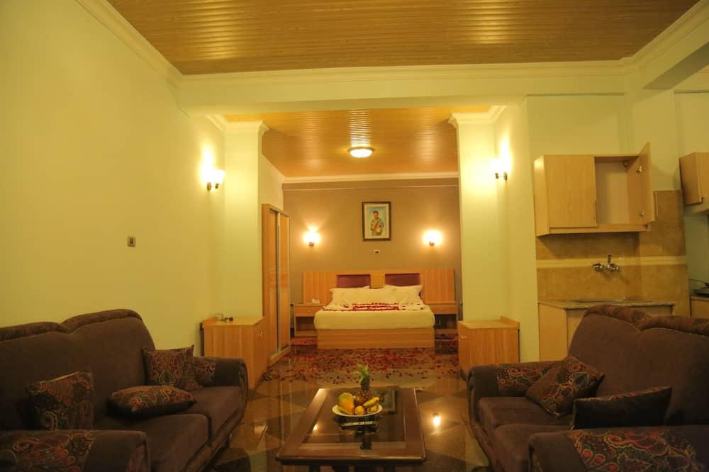 이코노미 싱글룸, 침실 1개 - 거실 공간