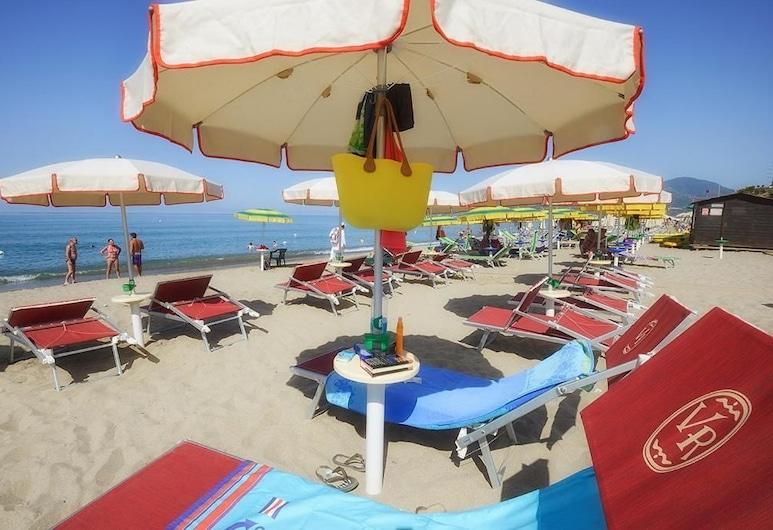 Victoria Resort, Ascea, Playa