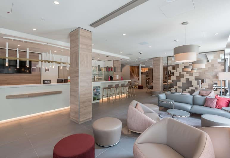 Hampton by Hilton Frankfurt City Centre East, Frankfurt, Lobby