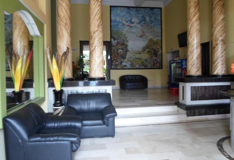 Hotel Colonial Inn, Barranquilla, Lobby