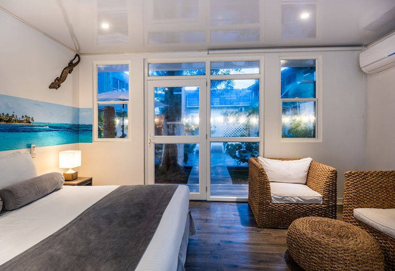 Ataraxy Hotel Boutique, San Andres, Superior Double Room, Guest Room