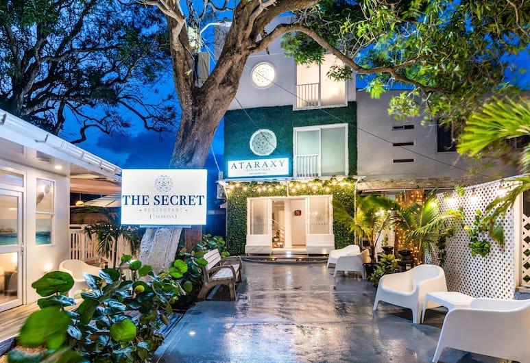 Ataraxy Hotel Boutique, San Andres, Hotel homlokzata - este/éjszaka
