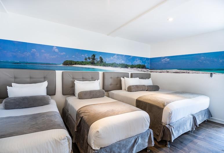 Ataraxy Hotel Boutique, San Andres, Triple Room, Guest Room