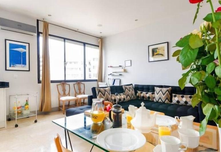 Appartement Sophia, Casablanca, Comfort stuudio, 1 magamistoaga, Lõõgastumisala