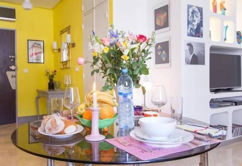 Appartement Lina, Casablanca, Comfort stuudio, 1 magamistoaga, Lõõgastumisala