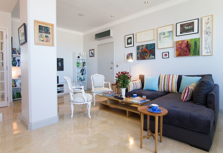 Appartement Lilia, Casablanca, Comfort studio apartman, 1 spavaća soba, Dnevni boravak