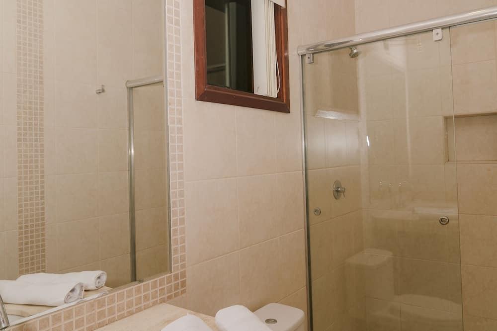 1- Triple 2 Camas - ห้องน้ำ