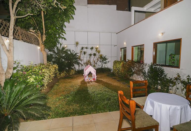 Nazca House - Miraflores, Lima, Jardín