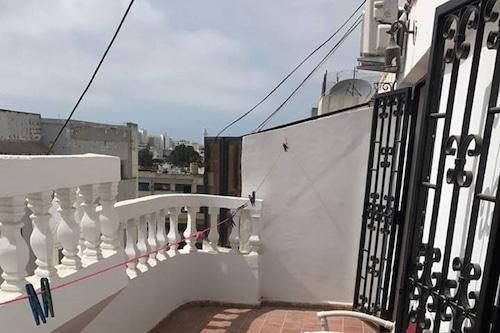 市中心舒適公寓酒店/