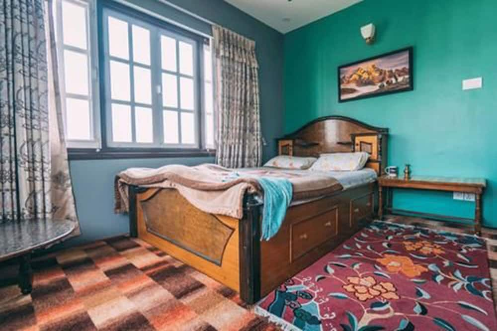 家庭單人房, 1 間臥室, 山景 - 浴室