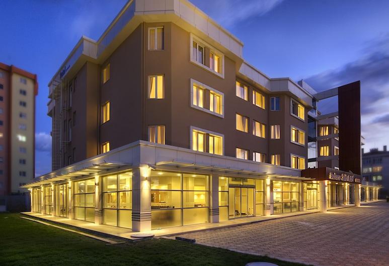 吉爾吉斯柯伊商務飯店, 吉爾吉斯柯伊