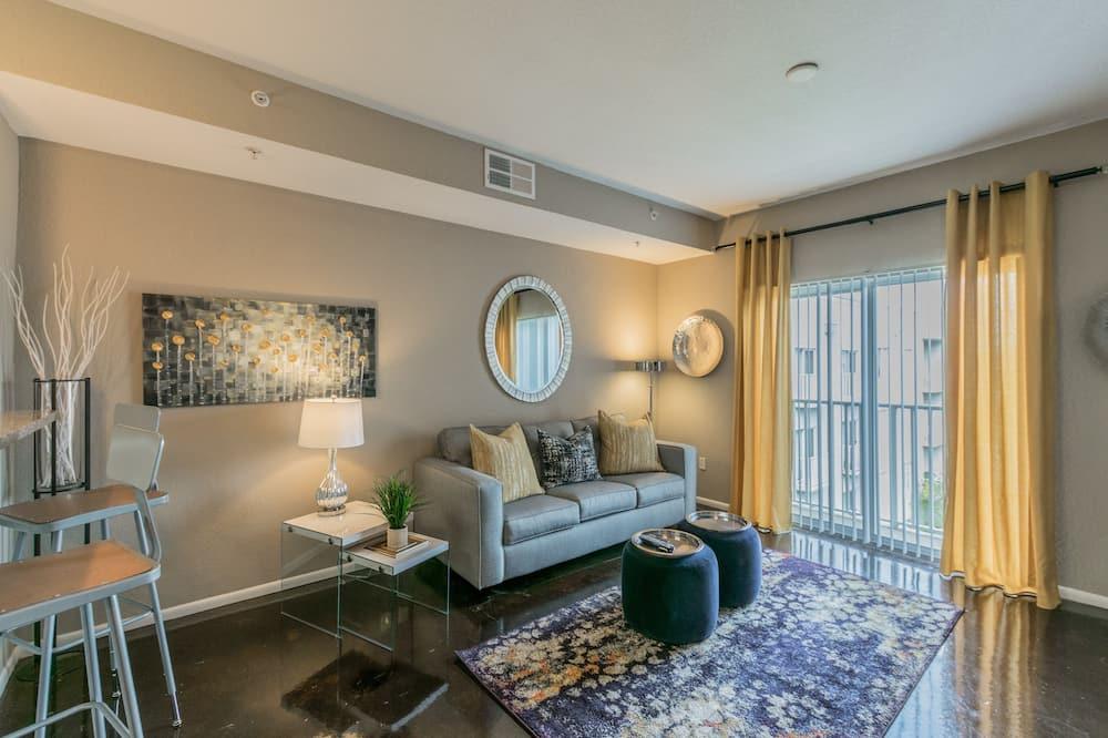 Διαμέρισμα, 1 Υπνοδωμάτιο, Μη Καπνιστών, Κουζίνα - Καθιστικό