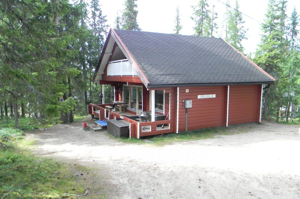 Fassade der Unterkunft