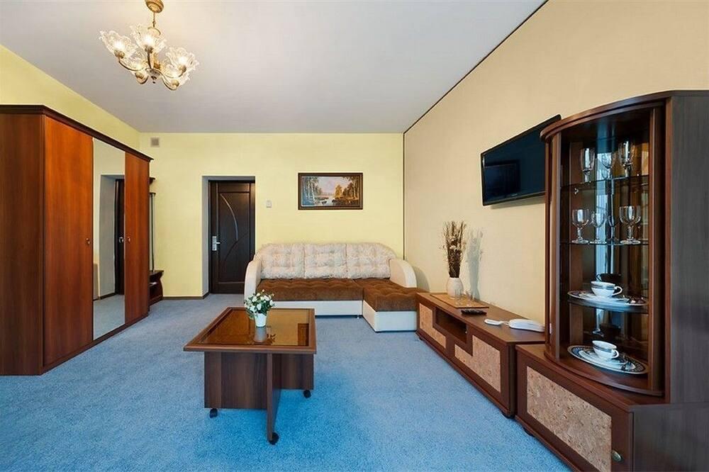 Luksusa numurs - Dzīvojamā istaba