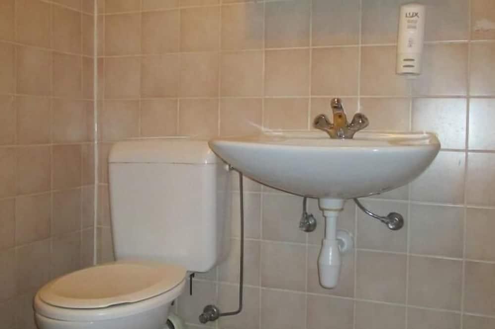 Jednolôžková izba typu Economy, spoločná kúpeľňa - Kúpeľňa