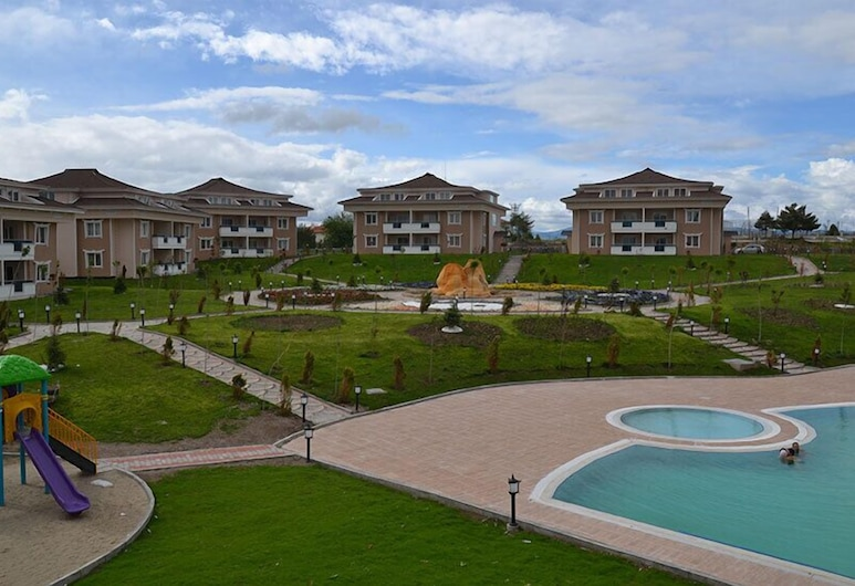 Safran Thermal Resort, Sandikli, Utvendig