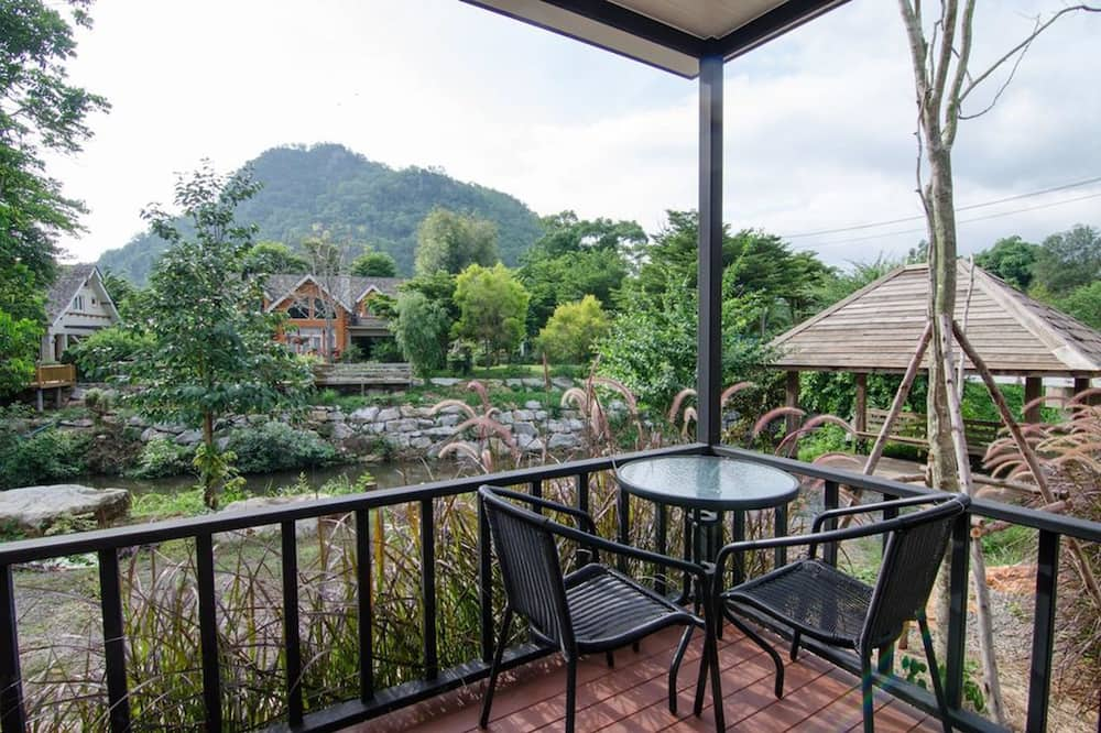 Standard Double Room with River View - Balcony