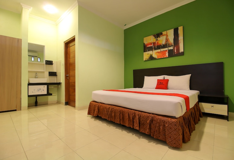 RedDoorz Plus @ Taman Siswa 2, Yogyakarta, Dobbeltværelse, Værelse