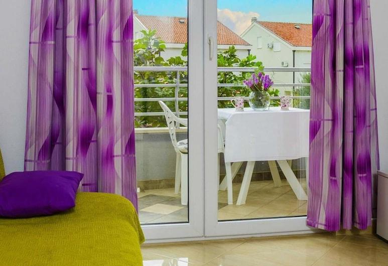 Apartments Andrijanic, Baska Voda, Classic apartman, balkon, Balkon