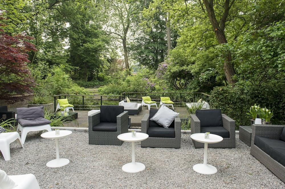 Suite familiar, vista al parque, con vista al jardín - Vista al jardín