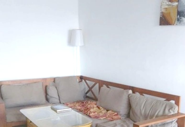 Apartment With 4 Bedrooms in Pointe-à-pitre, With Wonderful City View, Furnished Terrace and Wifi - 5 km From the Beach, Pointe-à-Pitre, Bilik Rehat