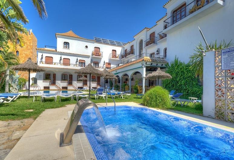 Hotel Pozo del Duque II, Barbate, Εξωτερική πισίνα