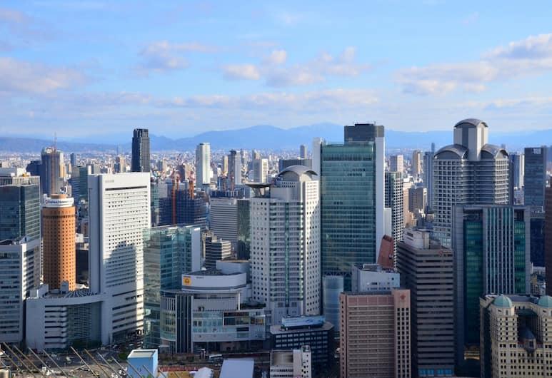 Hotel Wing International Select Osaka Umeda, Osaka, View from Hotel