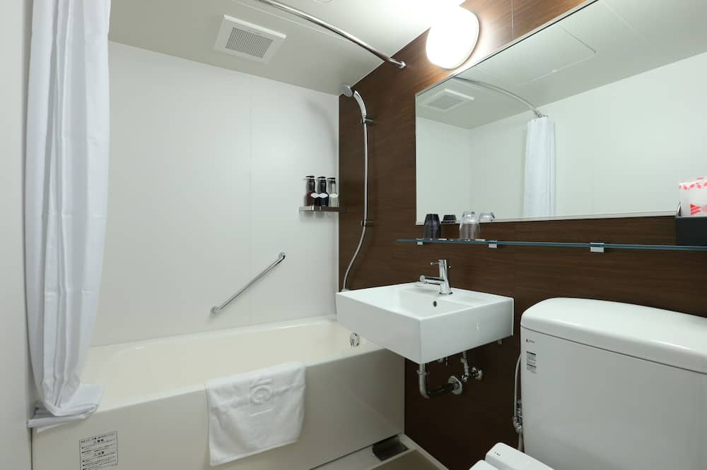 Standard Twin Room, 2 Bedrooms, Non Smoking - Bathroom