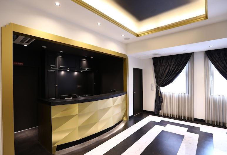 ホテルウィングインターナショナルセレクト大阪梅田, 大阪市, フロント