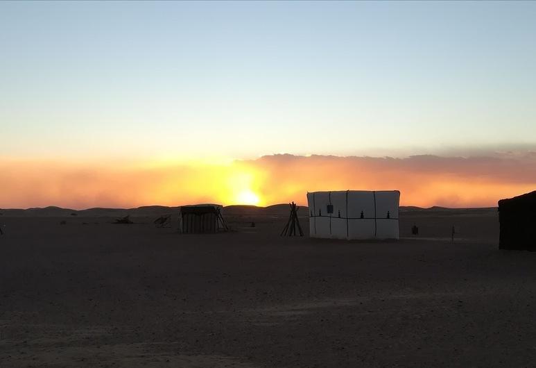 Le Chant Du Sable, M'Hamid El Ghizlane, Traditional Tent, Terrace/Patio
