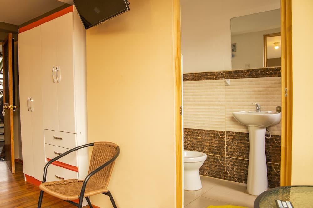 Chambre Quadruple Supérieure - Salle de bain