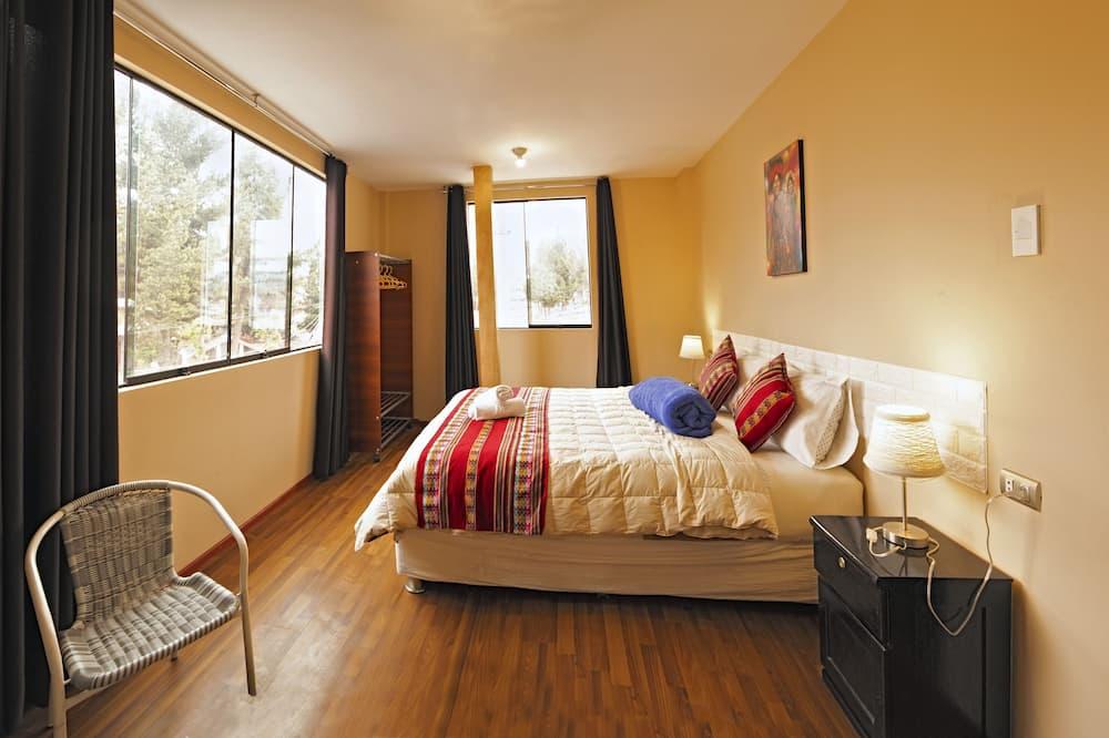 Chambre Double, 1 grand lit - Photo principale