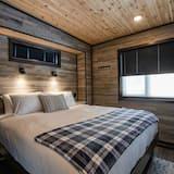 Домик «Премиум», 1 спальня, кухня, вид на горы - Номер