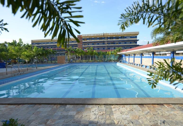 Hotel Le Duc, Dagupan, Outdoor Pool