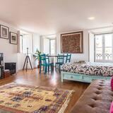 شقة سوبيريور - غرفة نوم واحدة - منظر للمدينة (3rd Floor) - الغرفة
