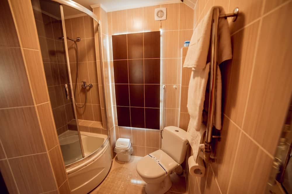 חדר פרימיום זוגי, חדר שינה אחד - חדר רחצה