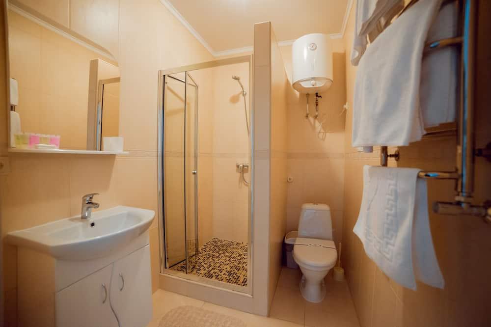 חדר סטנדרט זוגי, חדר שינה אחד - חדר רחצה