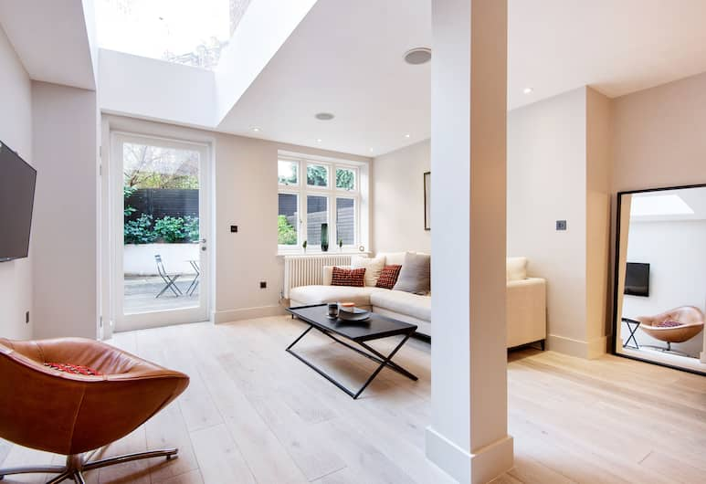 Homely and Chic 2 Bed Apartment , London, Apartment, 2Schlafzimmer, Nichtraucher, Wohnzimmer
