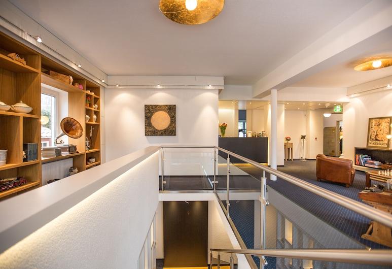 Hotel Bürkle, Fellbach, Eingangsbereich