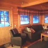 Cottage, sauna, menghadap pantai - Ruang Keluarga